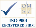 ScanTherm thermography is certified to ISO 9001
