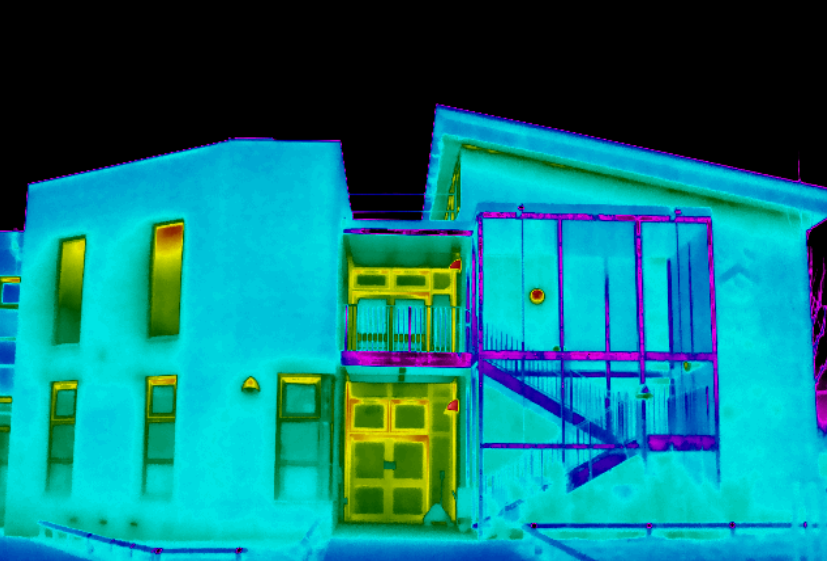Scantherm BREEAM thermographic survey