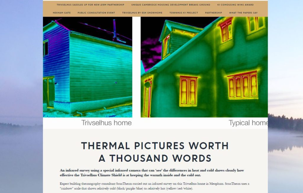 Commercial Heat Related Image Analysis
