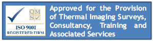 ISO 9001 thermal imaging